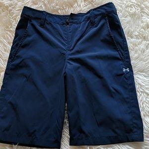 Under Armour Boys Shorts